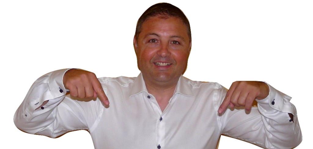 Imed Baatout Trainer, auteur en investeerder .hoe rijk woorden met vastgoed