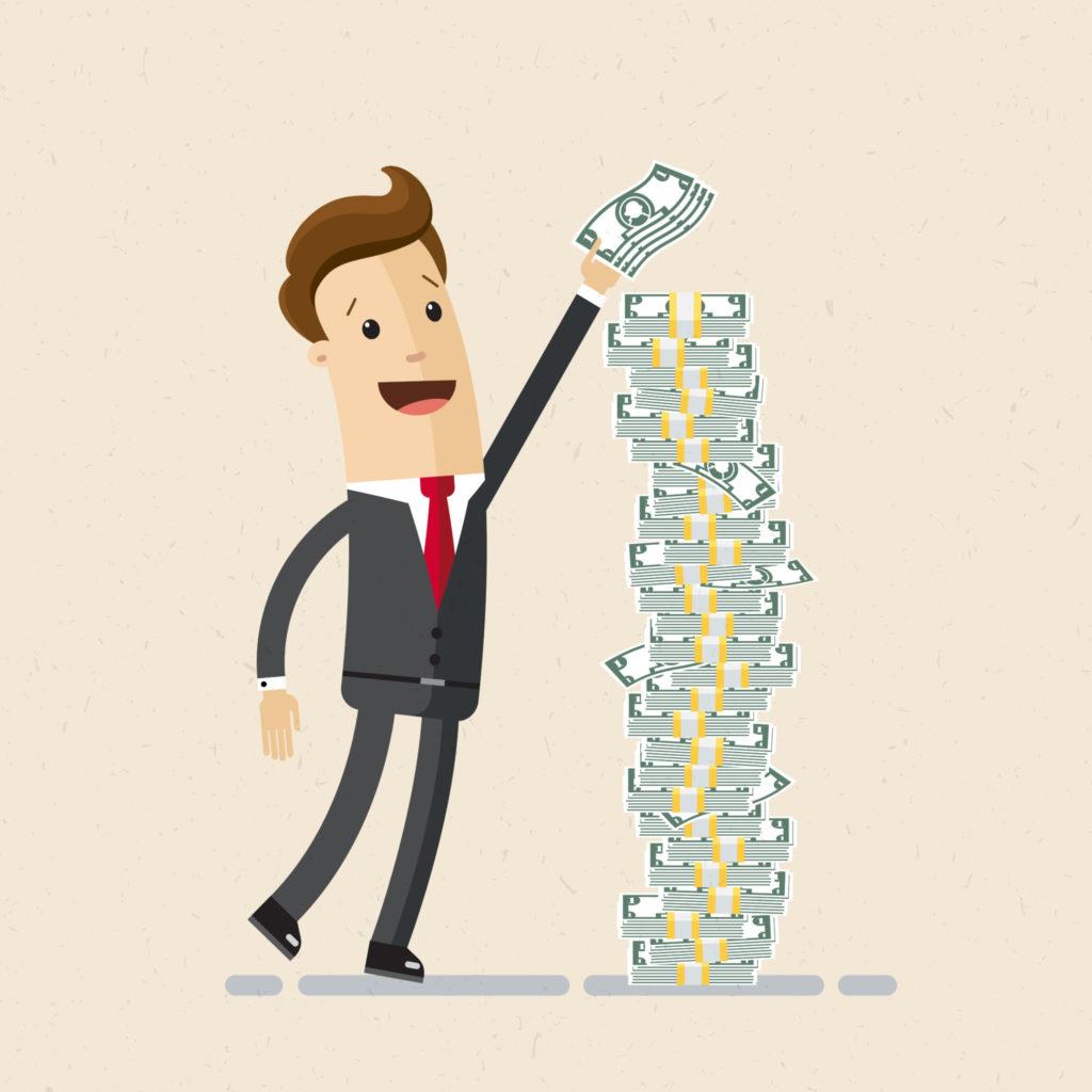 vermogen opbouwen met investeren en beleggen