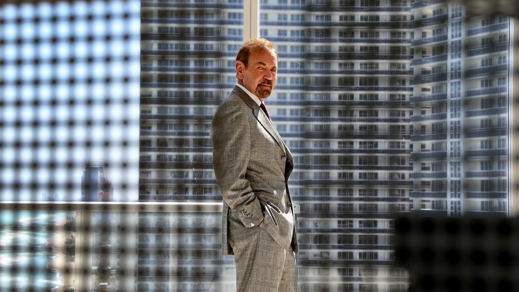 Jorge Perez rijk is geworden door te investeren in vastgoed