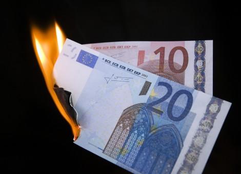 Spaargeld en inflatie zijn water en vuur.