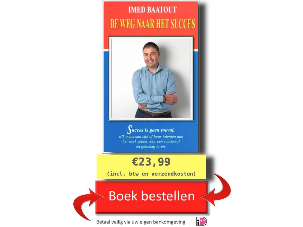 boeken bestellen Imed Baatout.
