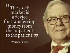 Vermogende mensen - Warren Buffet