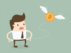 financieel onafhankelijk - geen geld