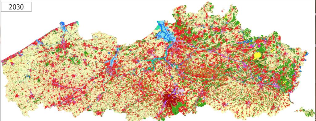 betonstop in Vlaanderen investeren in vastgoed