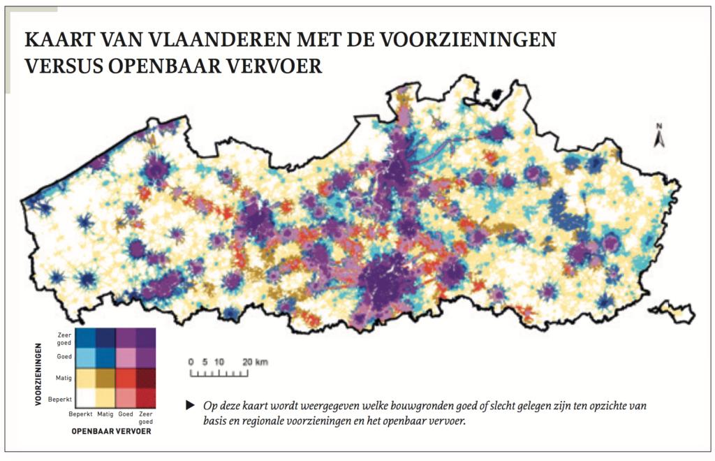 betonstop Vlaanderen 2040
