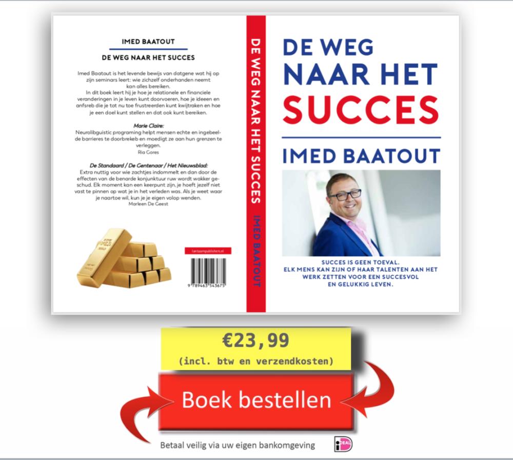 De weg naar het succes Imed Baatout