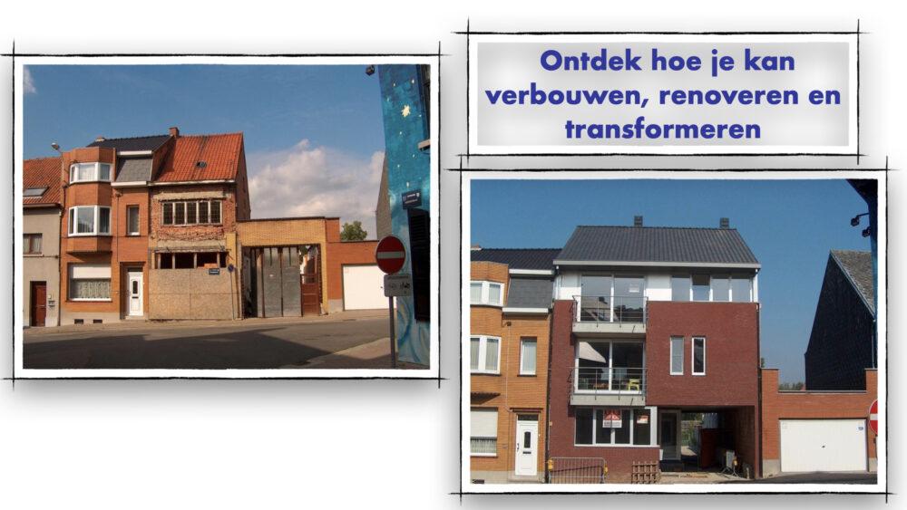 Renoveren, verbouwen en transformerenGroei naar 50 panden in 20 jaar door Transformatie Transformatie van winkels, horeca en kantoren biedt kansen voor de Nederlands woningmarkt